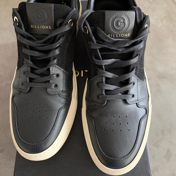 Greats Shoes   Greats X Billions